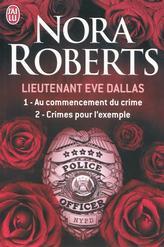 [J'ai Lu]Au commencement du crime et Crimes pour l'exemple de Nora Roberts 97822916