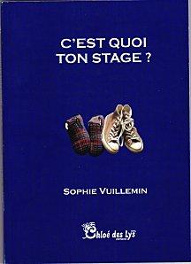 [Chloé des Lys] C'est quoi ton stage? de Sophie Vuillemin Scan-c10