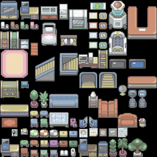 Tileset Pokémon Tilee10