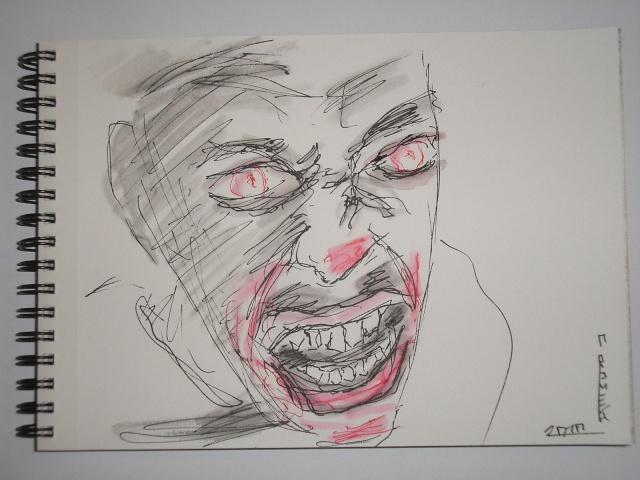 Le jeu des 5 minutes (Tome7: Les zombies!!!) P_131110