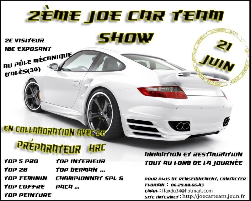 2eme joe car team show Meetin10
