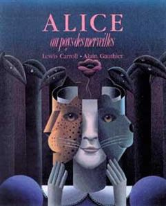 Alice de l'autre côté du miroir : Album et BD.  48165910