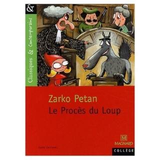 Le Procès du loup, Zarko Petan 51ftsj10