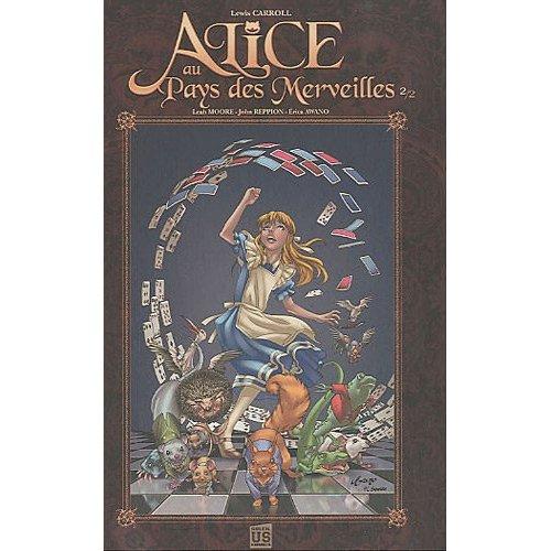 Alice de l'autre côté du miroir : Album et BD.  51pmfc10