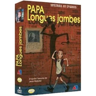 Papa-longues-jambes, Jean Webster. 51sjev10