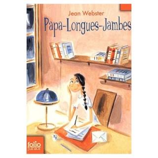 Papa-longues-jambes, Jean Webster. 51tykf10