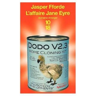 L'Affaire Jane Eyre, Jasper Fforde.  51w1w910
