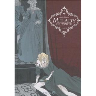 Milady de Winter, Agnès Maupré.   51yrha10