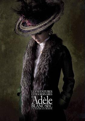 Adèle Blanc-sec, Tardi et Besson ! Adele-10
