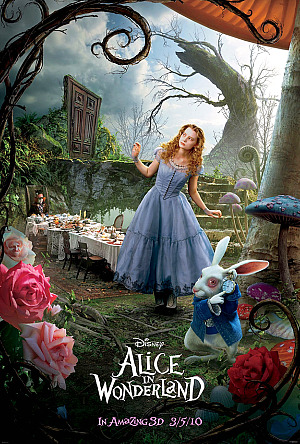 Alice in Wonderland : Le nouveau Tim Burton Alice-11