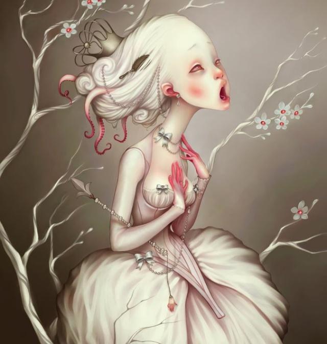 Alice de l'autre côté du miroir : Album et BD.  Alice-13