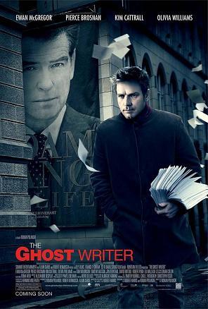 The Ghost Writer (roman de Robert Harris, film de Polanski). Ghostw11