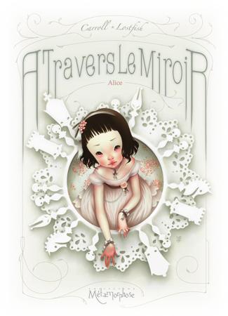 Alice de l'autre côté du miroir : Album et BD.  Lostfi10