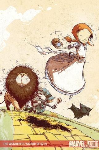 En route pour le pays du magicien d'Oz ! Marilw10