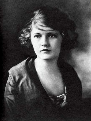 Zelda Fitzgerald, l'épouse maudite. Zelda10