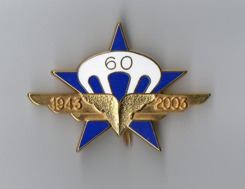 MÉMORIAL DU 1er R. C. P. à Pamiers (Quartier capitaine Beaumont.) - Page 2 60_ans10