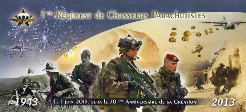 MÉMORIAL DU 1er R. C. P. à Pamiers (Quartier capitaine Beaumont.) - Page 3 Lettre10