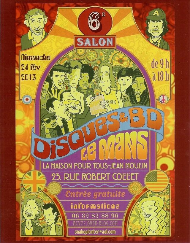 Salons et  conventions de disques Conven10