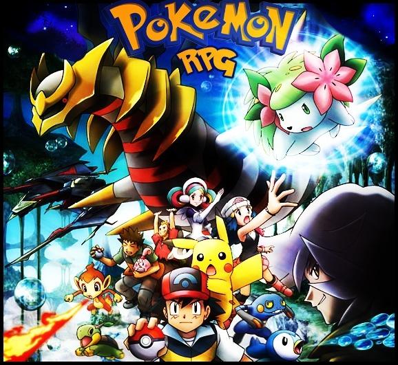 Pokemon RPG Brasil