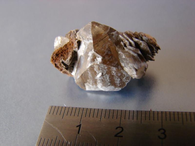 Calcites de France en vrac Argent10