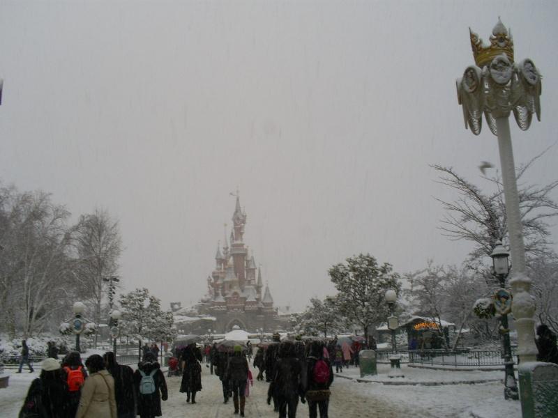 attraction sous la neige  - Page 3 Disney21