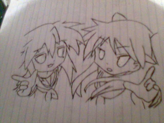 Yoko Draws (??) Mikulo14