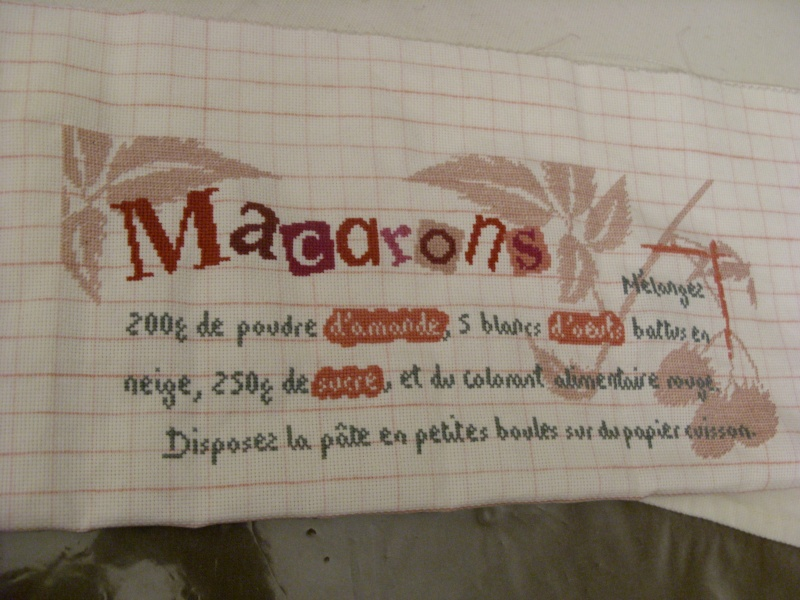 sal macarons Lili point Sn850212