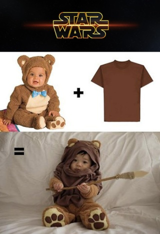 Cosplay - Page 4 Ewok-k10
