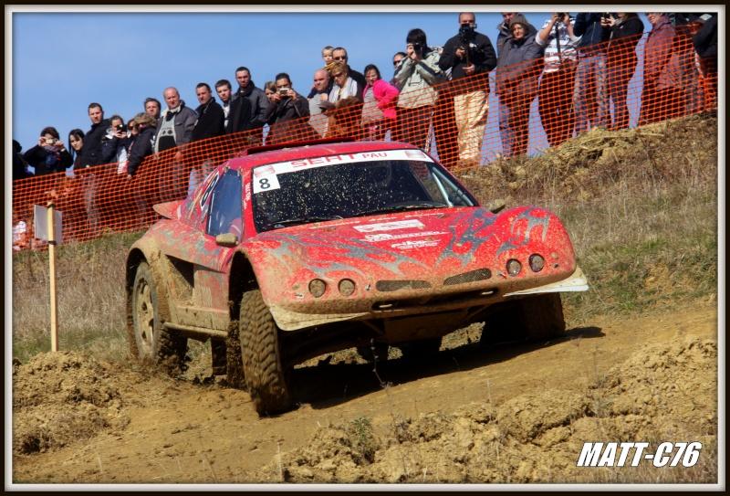 """Photos Arzacq 2013 """"Matt-C76"""" Rallye64"""