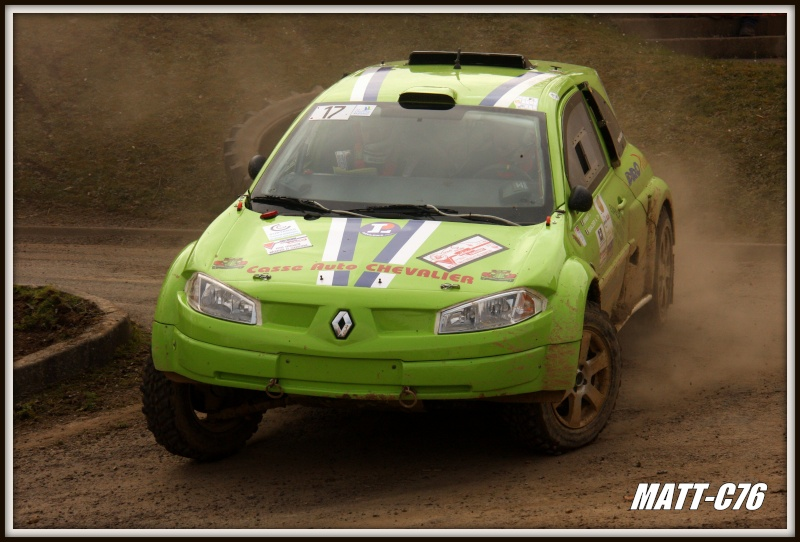 """Photos Arzacq 2013 """"Matt-C76"""" Rallye70"""