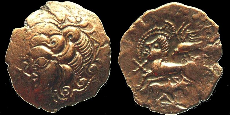 Les monnaies d'or gauloises des membres ... - Page 2 Osismi10