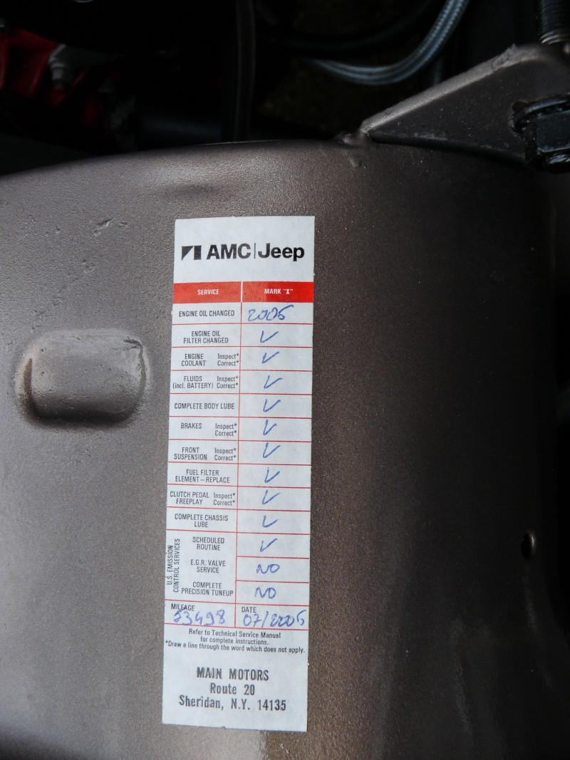 CJ5 V8, il me fallait l'icône ! - Page 6 106910
