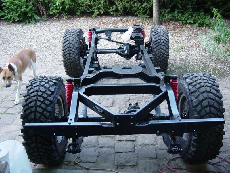 upgrade Flat fender M201 inox Dsc02417
