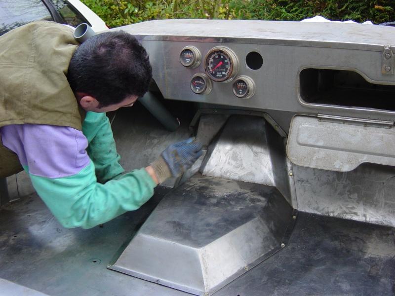 upgrade Flat fender M201 inox - Page 2 Dsc02720