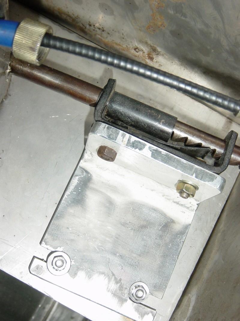upgrade Flat fender M201 inox - Page 2 Dsc03010