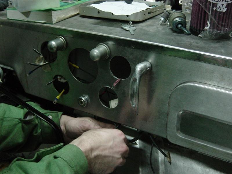 upgrade Flat fender M201 inox - Page 2 Dsc03011