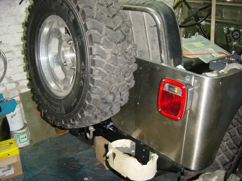 upgrade Flat fender M201 inox - Page 2 Dsc03410