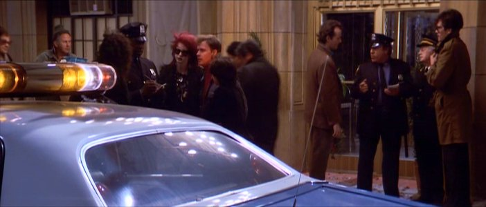 NYPD Ghostbusters, gyrophares Ghostb10
