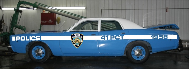 Mon projet NYPD car ! - Page 6 Martin10