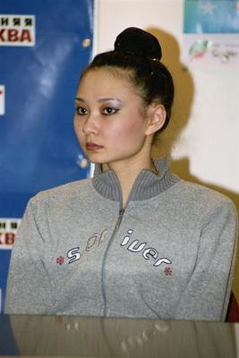 Aliya Yussupova - Kasakstan - Page 3 20457710