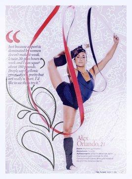 Alexandra Orlando canada - Page 2 22326010