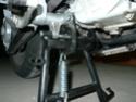 Montage Béquille centrale SW Motech pour Scarver P1020517