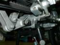 Montage Béquille centrale SW Motech pour Scarver P1020518