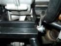 Montage Béquille centrale SW Motech pour Scarver P1020522