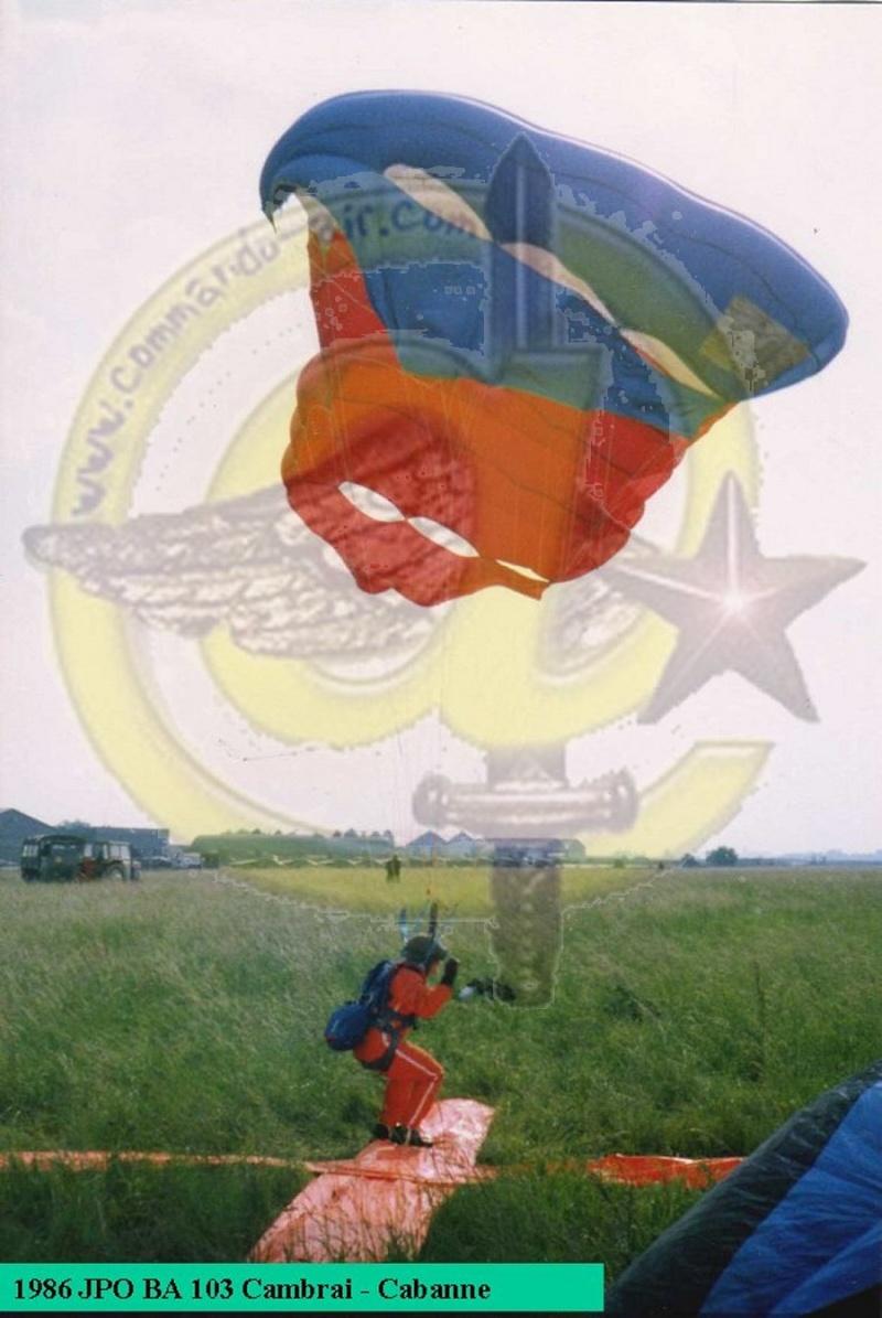 Drapeau des Commandos Parachutistes de l'Air Avatar12
