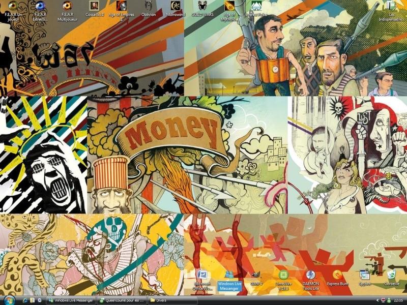 [ Inutile ] Montrez nous votre bureau ! - Page 4 Screen11