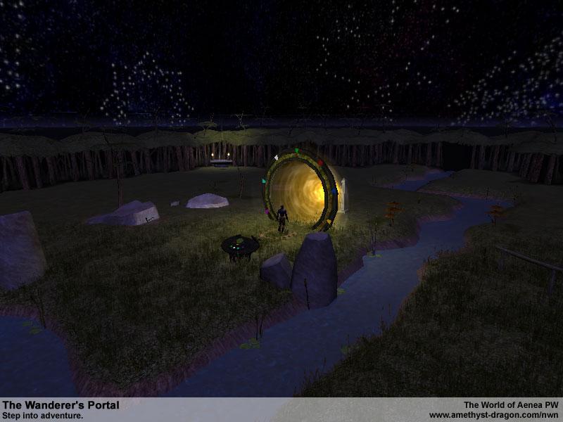 Step into adventure. Portal10