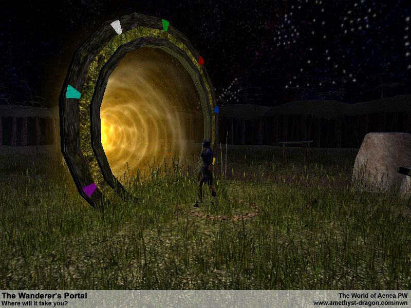 Step into adventure. Portal11