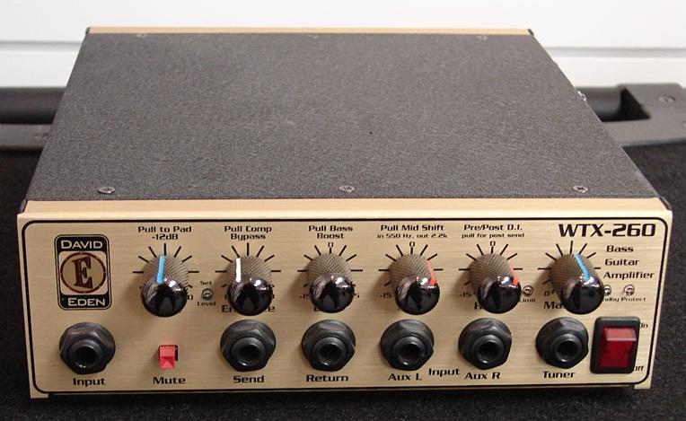 Clube dos Mini-Amplificadores David-10