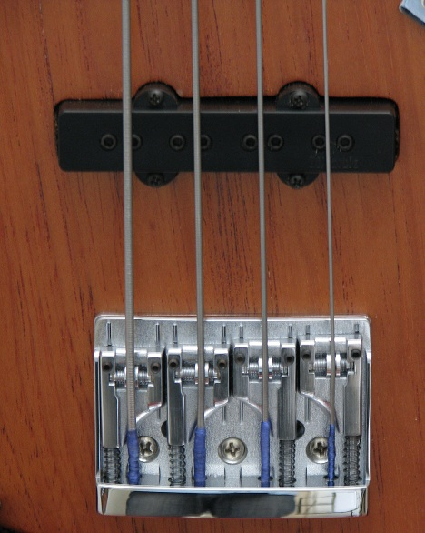 Jazz Bass Fretless - Custom Handmade Fretle14